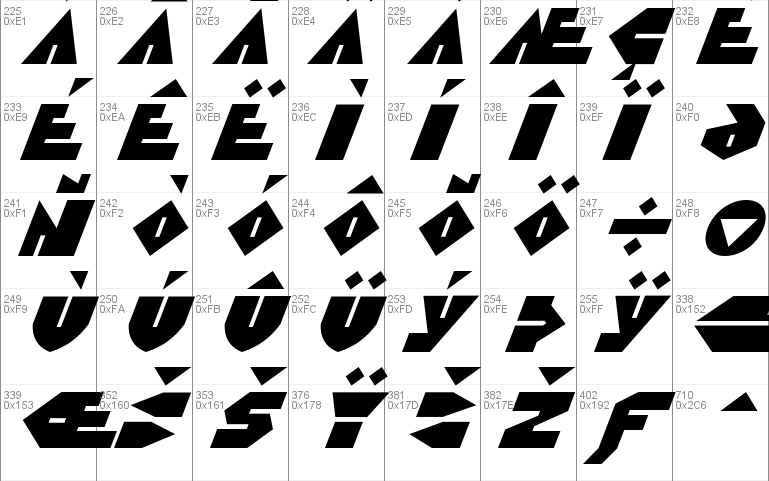 Disco Dork Italic