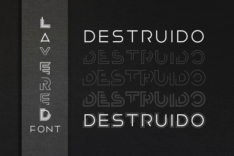 Destruido