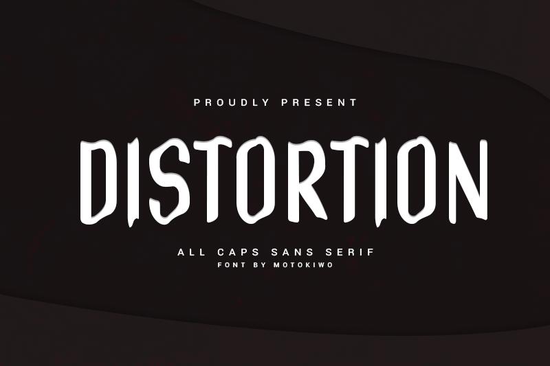 Distortion distorted