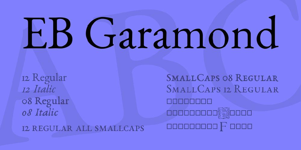 download garamond - Hizir kaptanband co