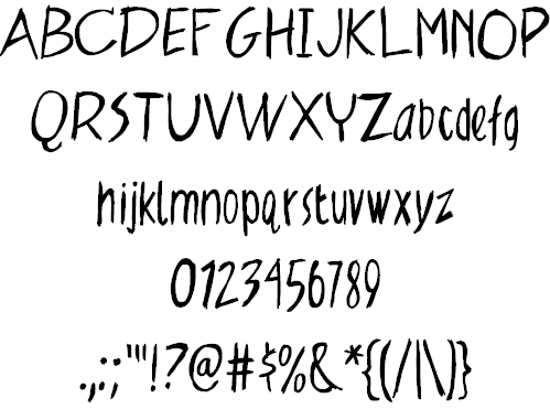 Earthy Windows Font Free For Personal Commercial