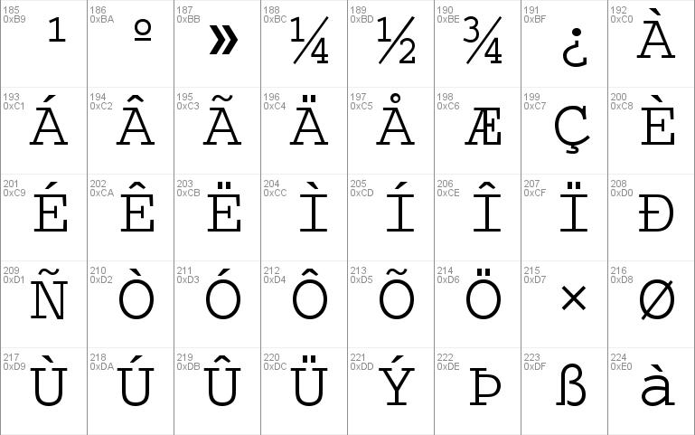ethiopia jiret font