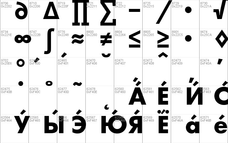 Futura PT font - free for Personal