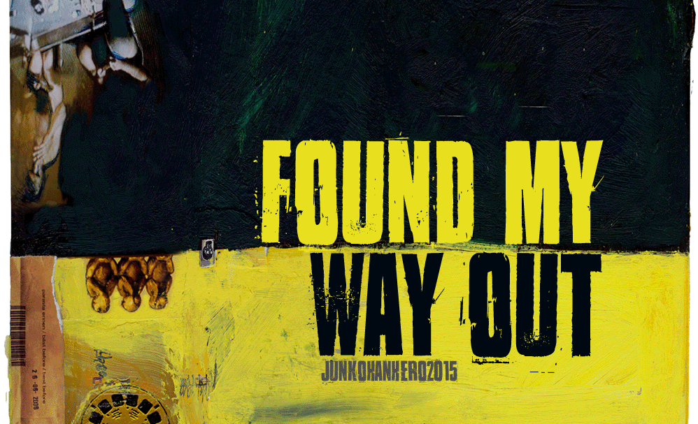 Found my way out