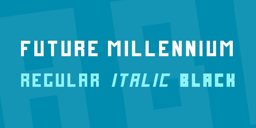 Future Millennium