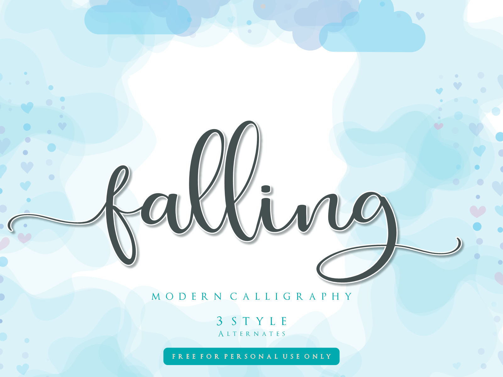 falling free for personal use