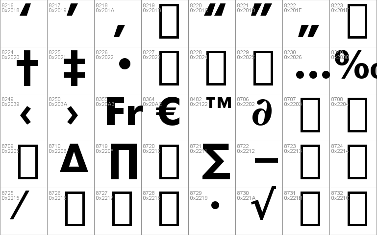 Futura Md BT font - free for Personal