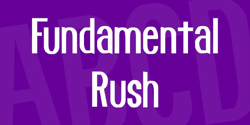 Fundamental Rush