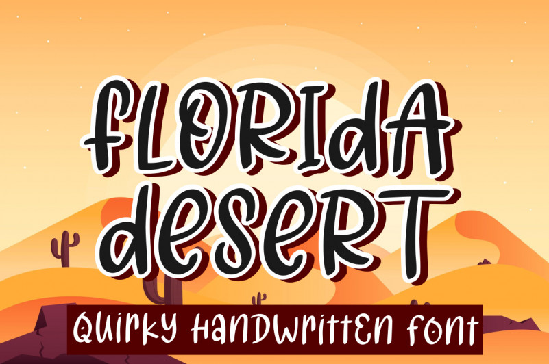 Florida Desert