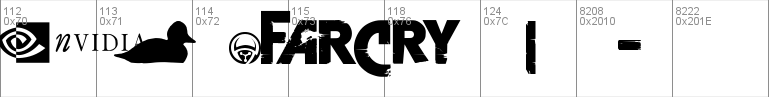 Farcry Font Free For Personal