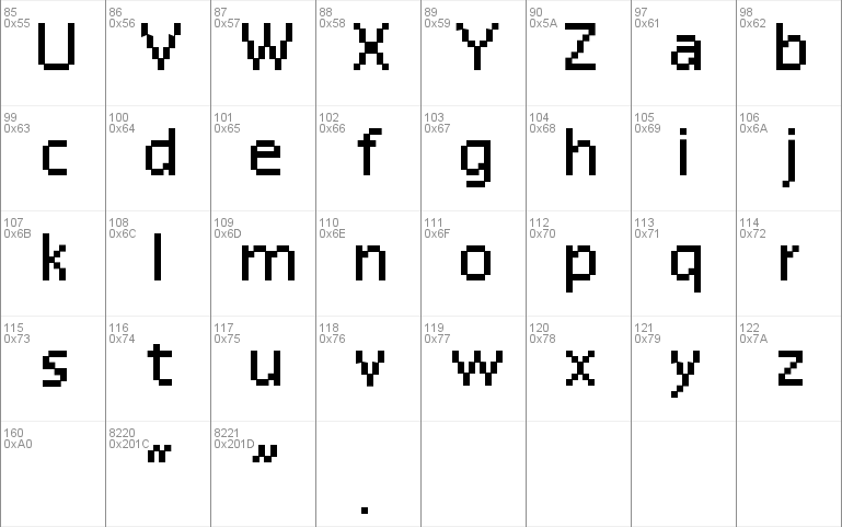Final Fantasy Vii Font Free For Personal