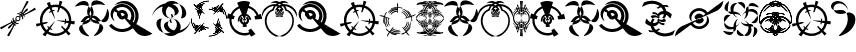 FontsVectorAncientSymbol