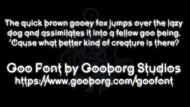 Goofont
