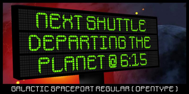 Galactic Spaceport