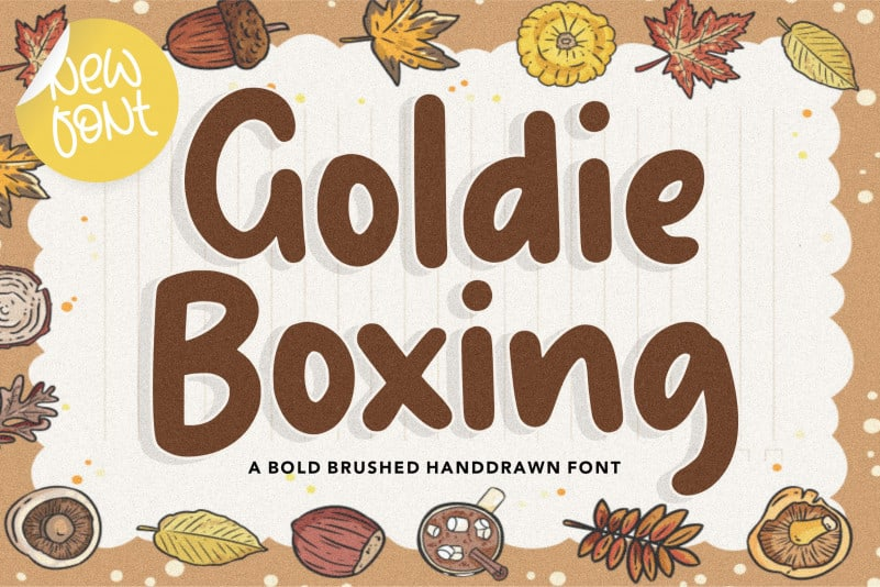 Goldie Boxing