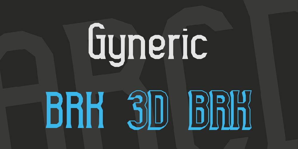 Gyneric