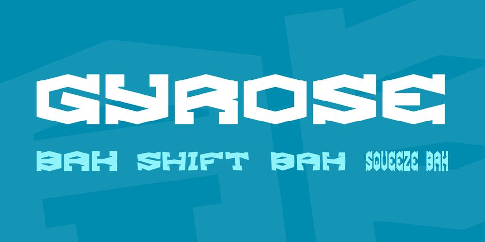 Gyrose