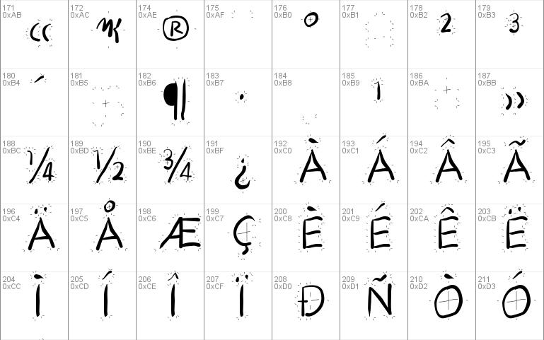 Grid Scribbles