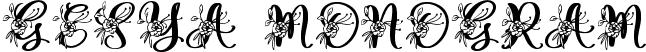 Gesya Monogram