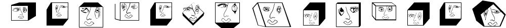 GeometricFaces