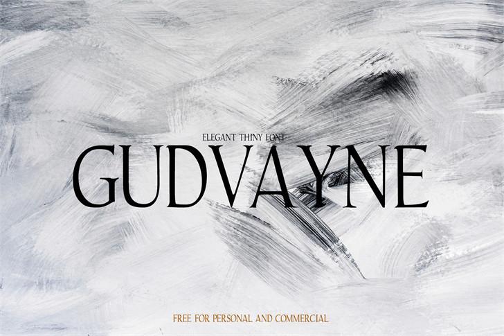 Gudvayne display