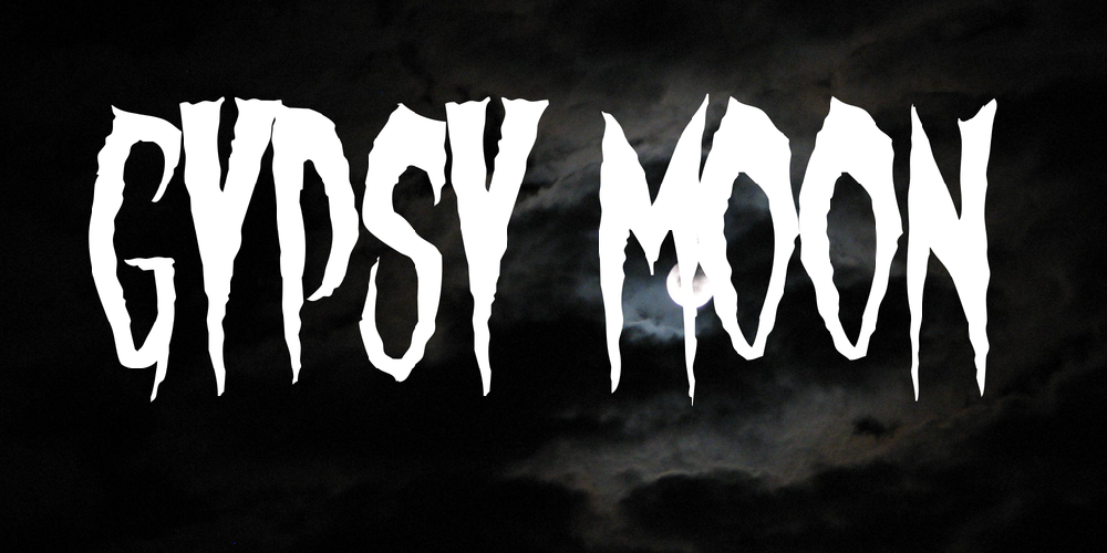 Gypsy Moon font - free for Personal   Commercial