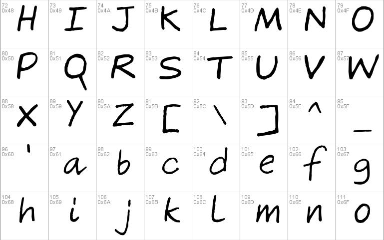 Trebuchet MS font - free for Personal