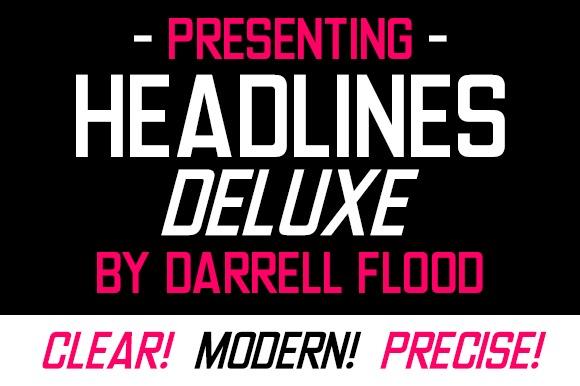 Headlines Deluxe