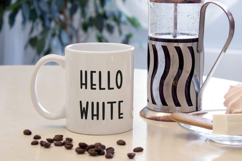 HELLO WHITE