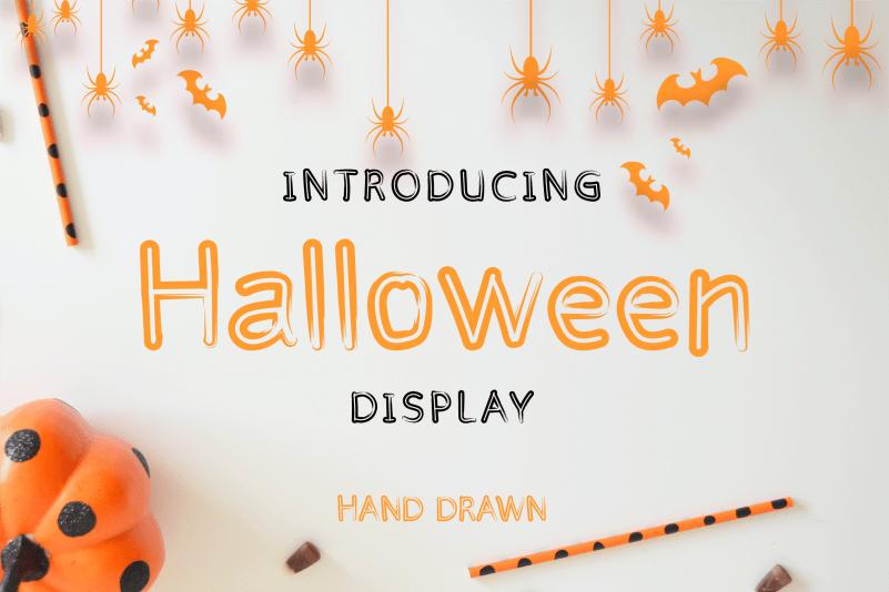 Hallowen Display