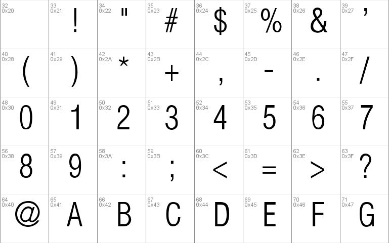 descargar tipografia helvetica condensed