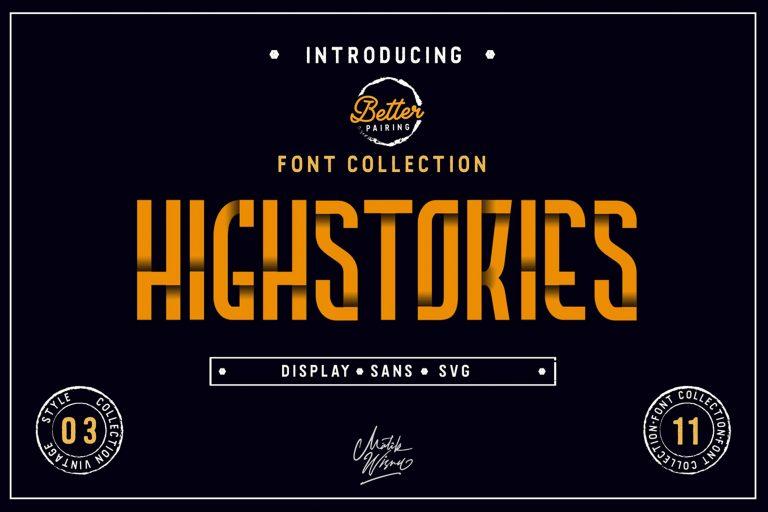 Highstories Bold
