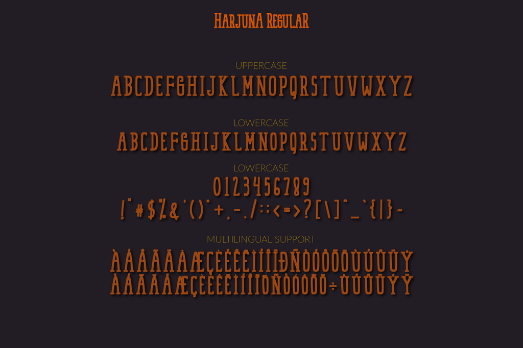 HarjunA Brush