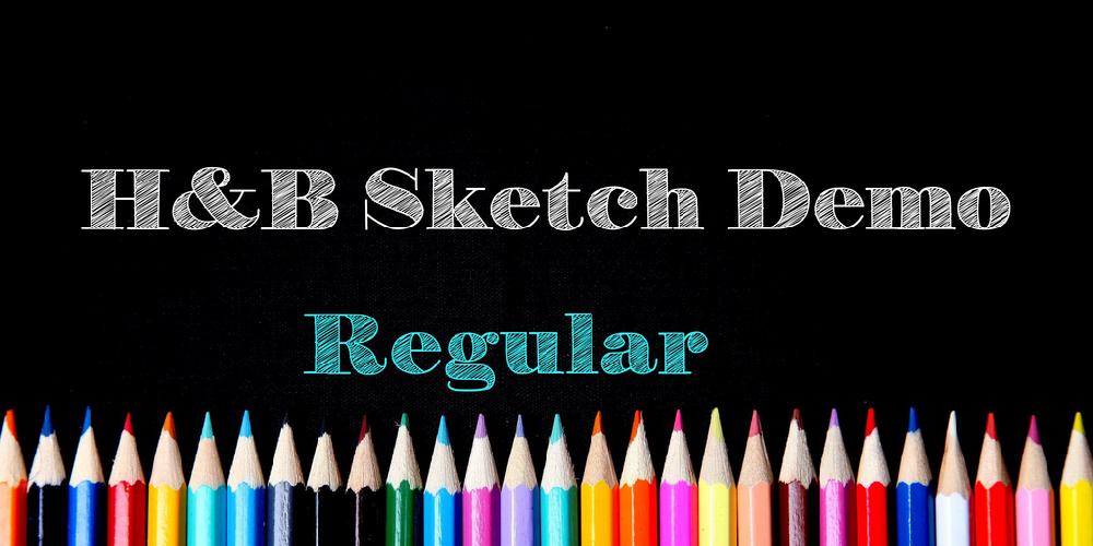 H&B Sketch Demo