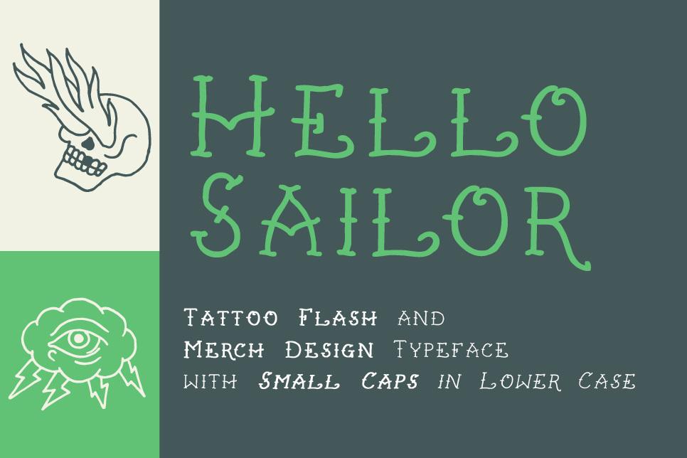 Hello Sailor Demo