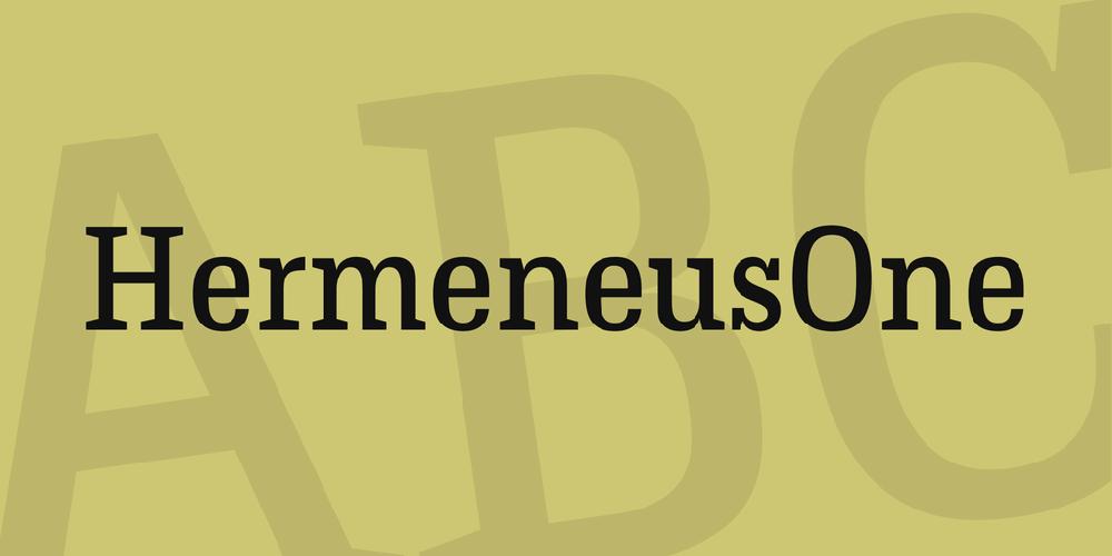 HermeneusOne