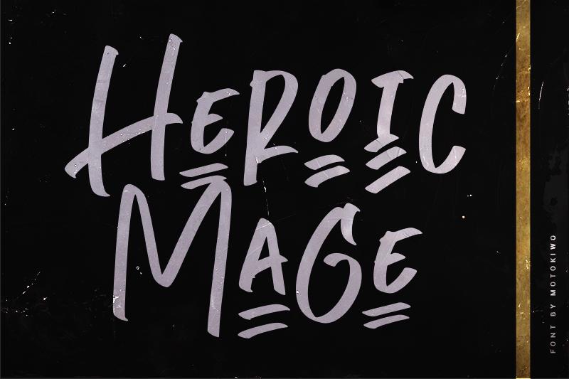 Heroic Mage