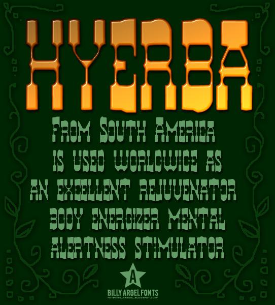 HYERBA