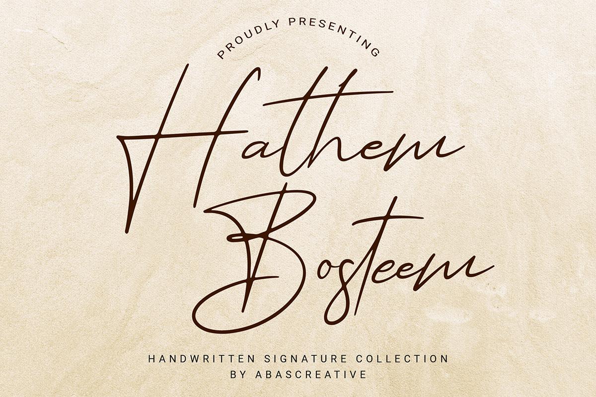 Hathem Bosteem FREE