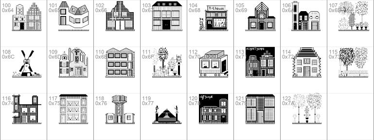 Houses Four