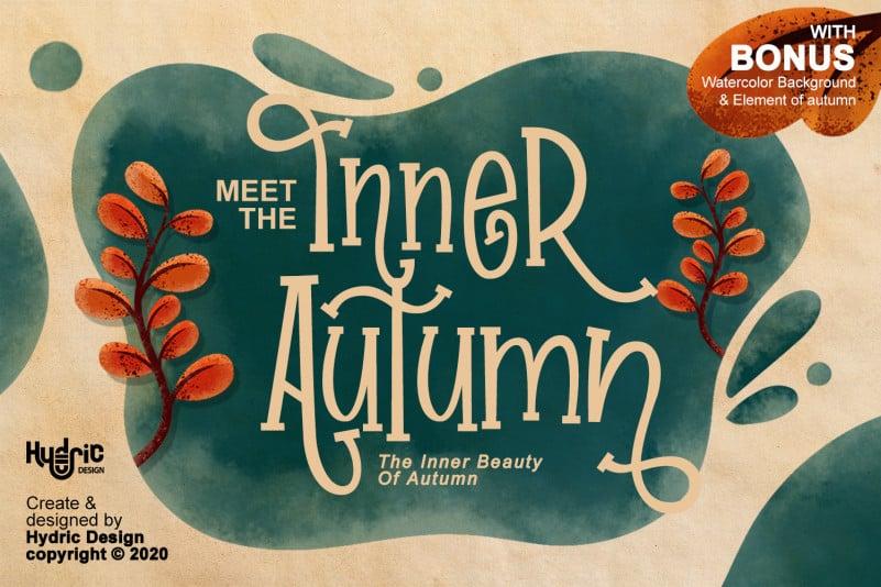 Inner Autumn demo