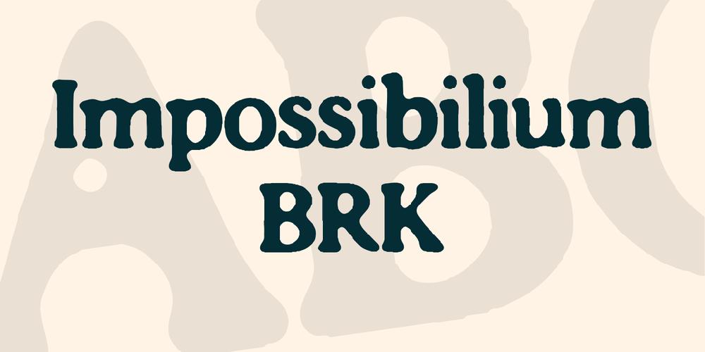 Impossibilium BRK