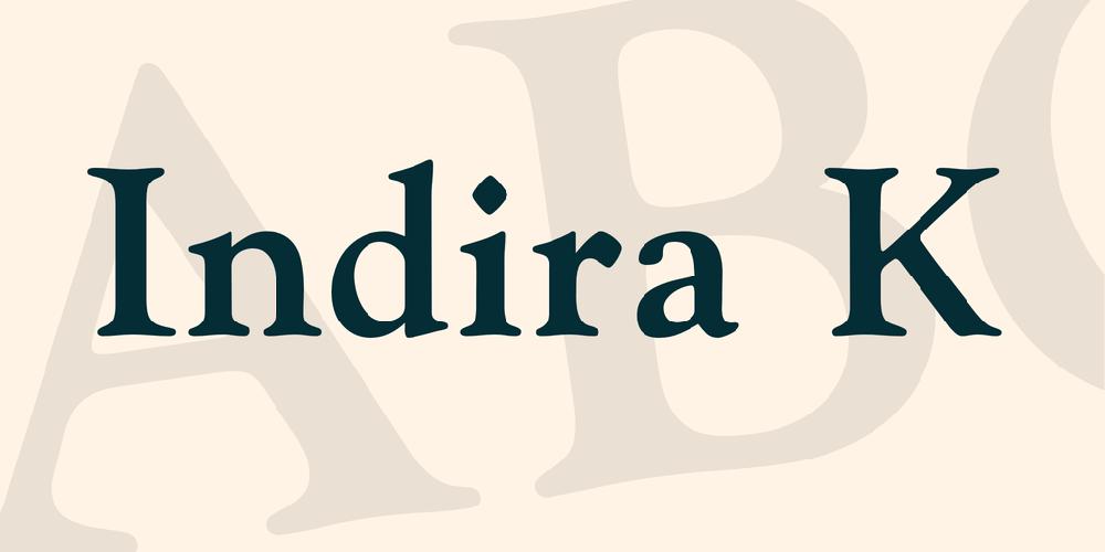 Indira K