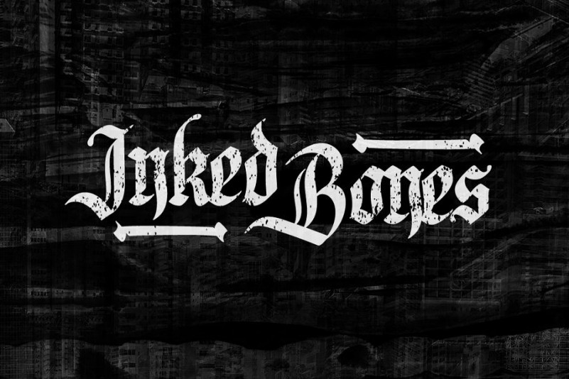 Inked Bones PERSONAL USE ONLY