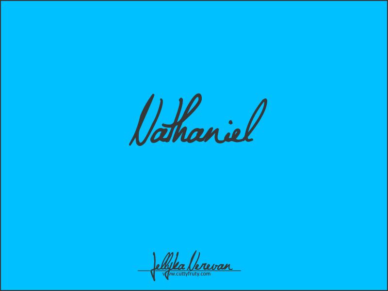 Jellyka Nathaniel A Mystery