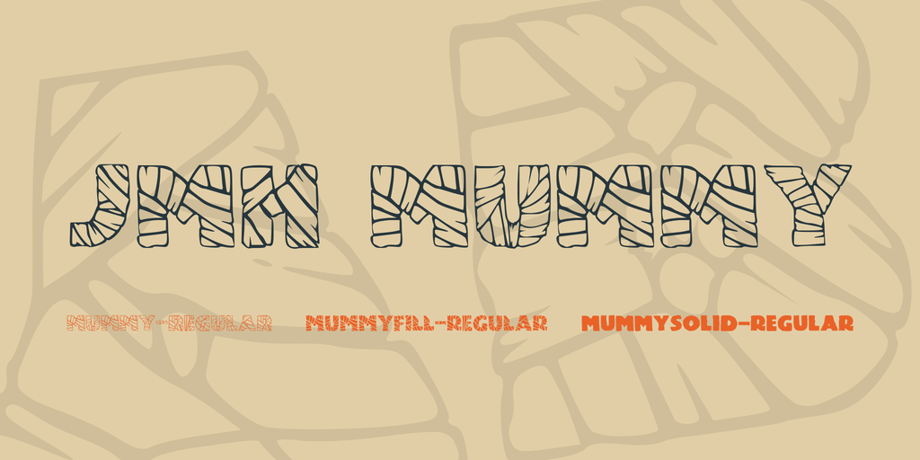 JMH Mummy