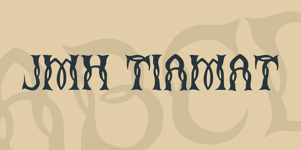 JMH Tiamat