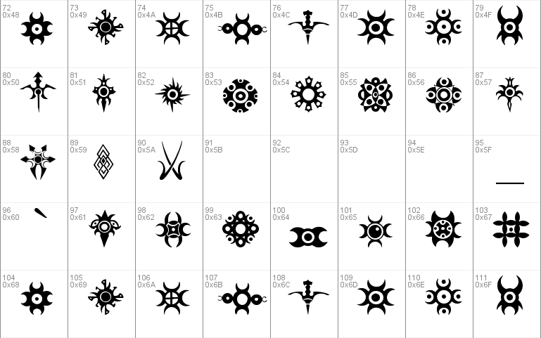 Jewelry Design Shapes