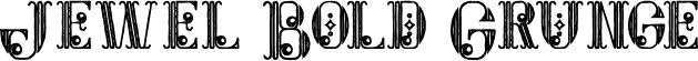 Jewel Bold Grunge