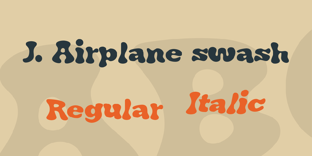 J. Airplane swash